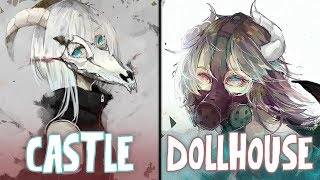 Nightcore - Castle x Dollhouse (Switching Vocals)