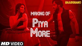 Making of Piya More Song   Baadshaho   Emraan Hashmi   Sunny Leone width=