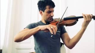 Joachim - Mozart - Violin concerto 4 - Cadenza - Calligopoulos