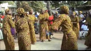 TUFO - dança tradicional de Moçambique