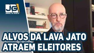 Josias de Souza/Alvos da Lava Jato ainda atraem eleitores
