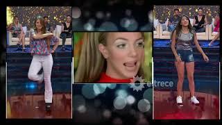 ¿Cuál te pareció que se parece más al baile de Britney?