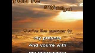 Angel - Lionel Richie [karaoke]