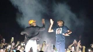 Wiz Khalifa & Snoop Dogg - Kush Ups 08/02/2016 PNC Bank Arts Center
