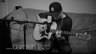 the weeknd feat ed sheeran - dark times | cover by damien lazo