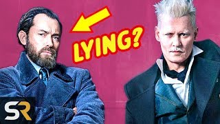 Harry Potter Theory: Was Dumbledore Lying About Grindelwald?