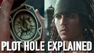 Jack's Compass Plot Hole Explained | Pirates of the Caribbean: Dead Men Tell No Tales