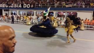 1° Casal Mestre Sala & Porta Bandeira Unidos de Vila Maria 2017