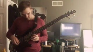 Everybody Hurts - R.E.M. (Loop pedal x 6 string bass)