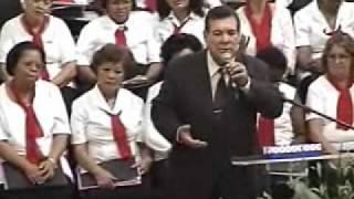 LUIZ DE CARVALHO - Quando Jesus estendeu sua mão para mim...