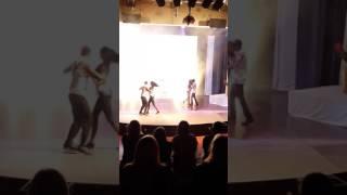 Bo tem mel chorégraphie par  les danseurs cameron de boa vista