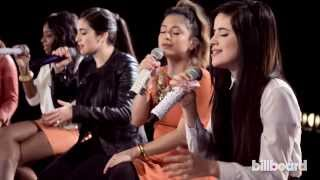 """Fifth Harmony - """"Miss Movin' On"""" Live Billboard Session"""