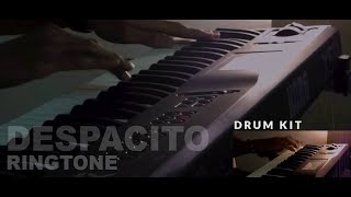 DESPACITO Ringtone | On keyboard
