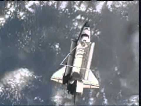STS-133 Discovery: Fly over Morocco