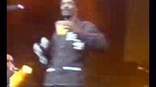Snoop dogg - Gin and juice (live Stockholm Sweden)