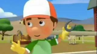 Handy Manny is Dynamite