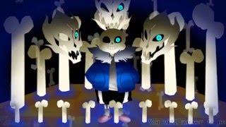 Undertale - SANS - Judgement (Animation/Nightcore)
