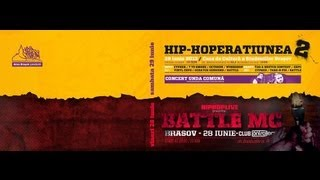 promo 1 BATTLE MC / HIP-HOPERATIUNEA 2
