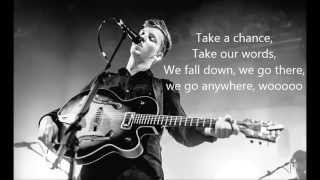 George Ezra - Stand by your gun  Lyrics