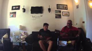 Unofficial Video of I'm trying to get back. Elijah and Lee Walti