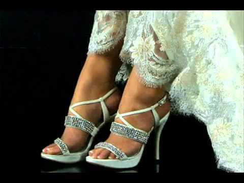 Modakadini.com - Harika Gelinlik Ayakkabıları