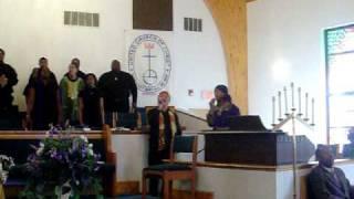 UCC Mt. Calvary youth Choir You've been so faithful