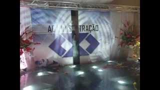 Vídeo Formatura Administração 2012.1 Karlena Bessa - Estácio Fic
