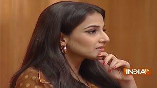 Vidya Balan in Aap Ki Adalat (Full Episode - Rewind) - India TV width=