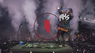 Take Ü There VS Airborne (Skrillex [Lollapalooza Argentina 2015] Mashup)