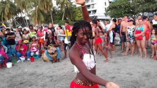 Santa Marta - Colombia, baile, negritas, mapale, p