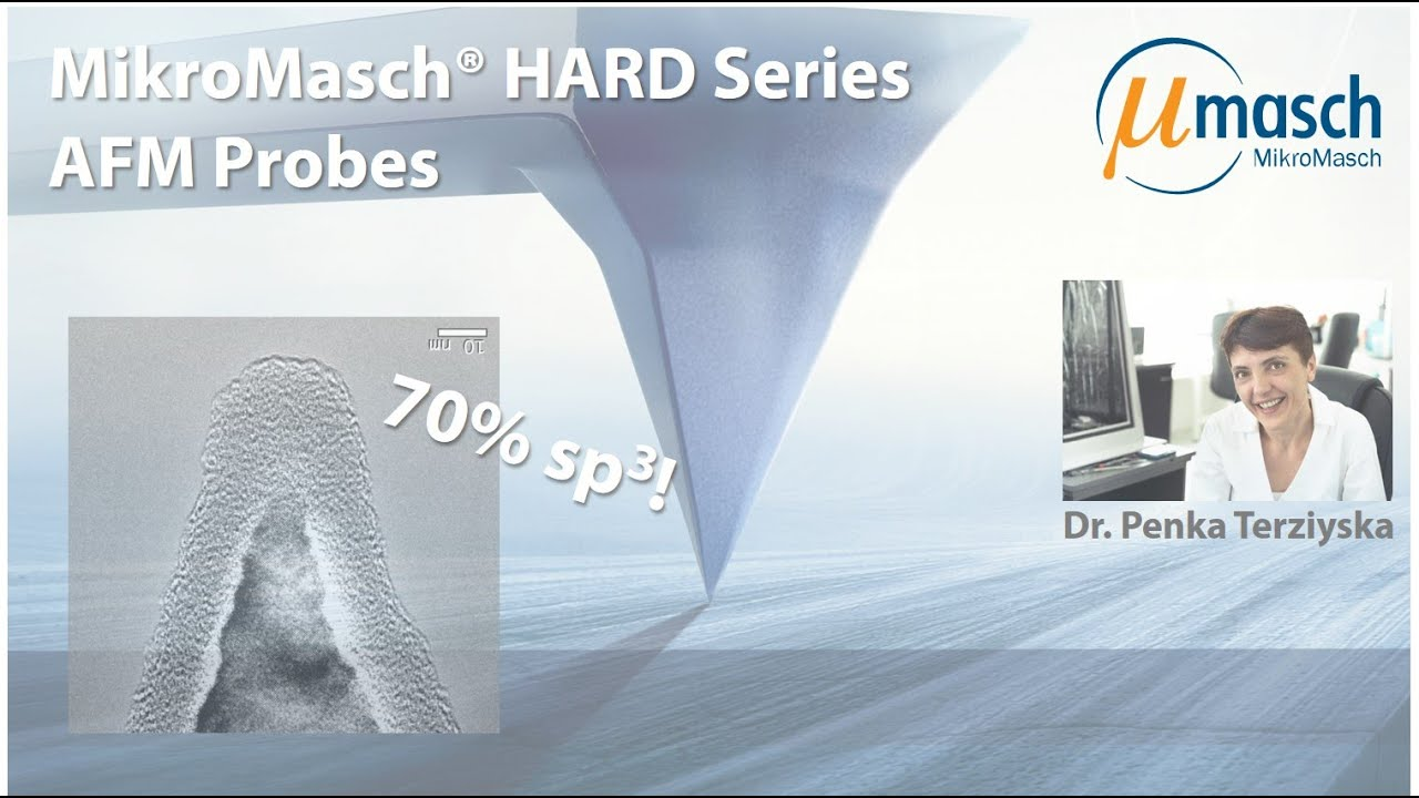 MikroMasch Hard Probes Series thumb