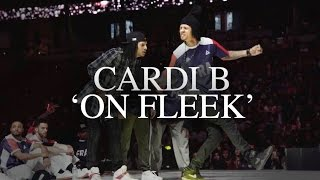 "Cardi B ""On Fleek"" feat Les Twins x Waydi x Boubou @ KOD | YAK #DanceOnFleek"