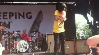 Sleeping with Sirens - If You Can't Hang (Live)