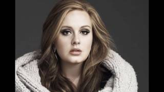 The new Adele video clip( never look back)