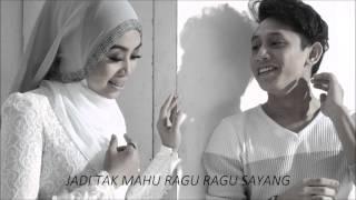 Syed Shamim & Tasha Manshahar   Ragu Ragu Official Lyric Video