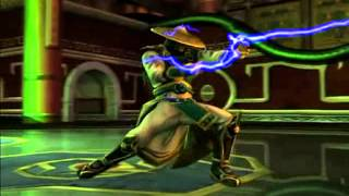 Mortal Kombat (Raiden) Efeitos