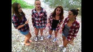 """COVER by FOUR CRAZY _ (""""Tappeto di fragole"""")"""