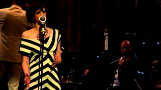 Hooverphonic with Orchestra - Unfinished Sympathy (Massive Attack) // Antwerpen // 06/03/2012