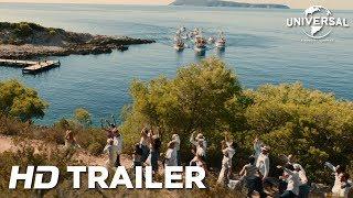 Mamma Mia! Here We Go Again   Kansainvälinen traileri (Universal Pictures) HD