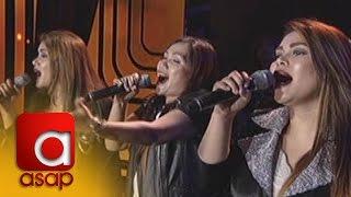 "ASAP: Aegis performs their hit song ""Halik"" on ASAPinoy"