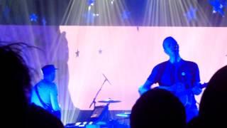 Coldplay Oceans Live au casino de Paris
