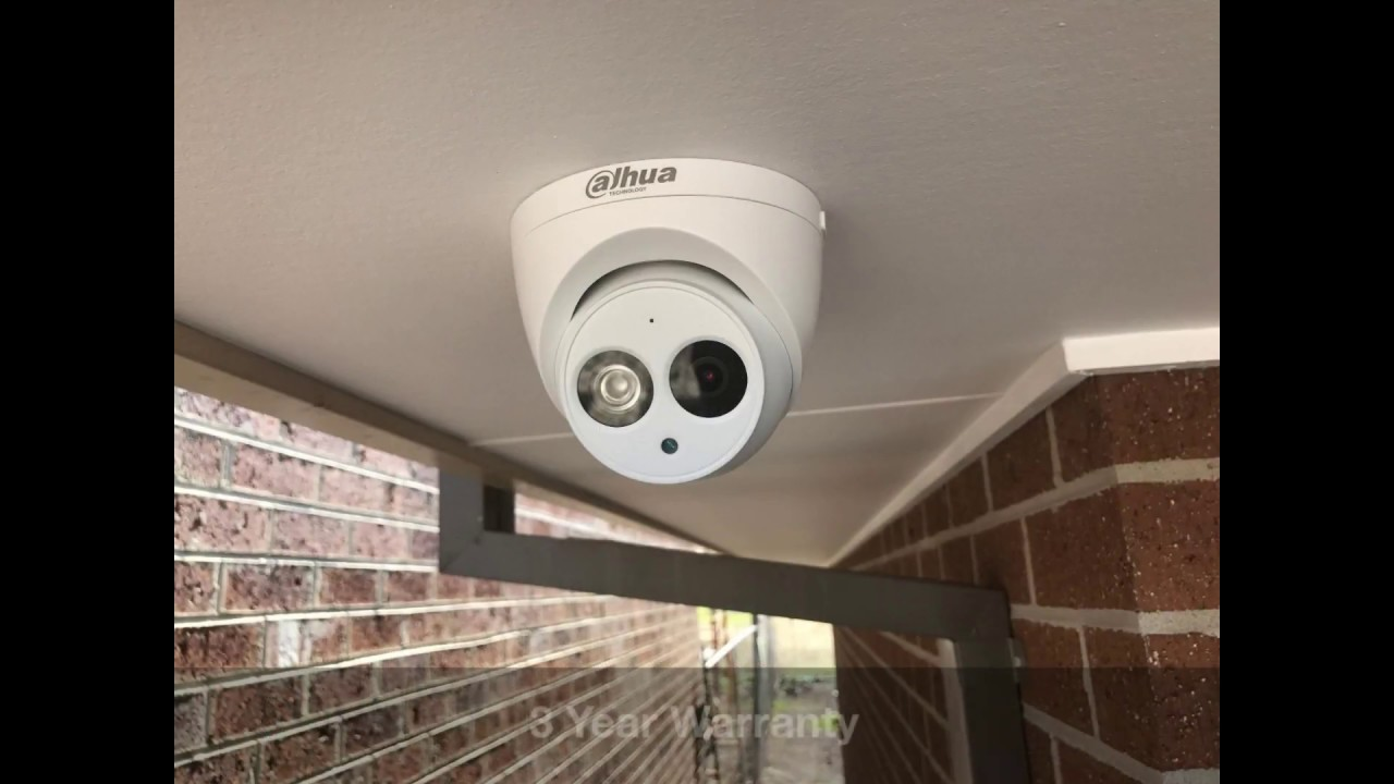 Home Surveillance Camera Installation Cost San Carlos TX