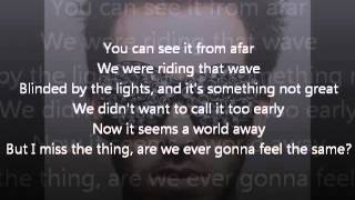 Calvin Harris ft Example We ll be coming back lyrics in video with description