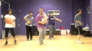 [Final Practice] Chris Brown/Wet the Bed Dance Cover by KDA Dance Crew [130109]