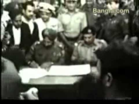 BANGLADESH Victory Day – Pakistan Army Surrender Dec 16, 1971