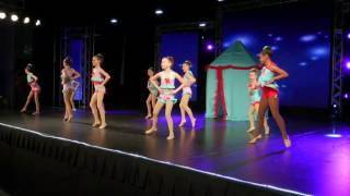 The Danze Zone Showstopper 2017 - Elite PreTeen Musical Theater