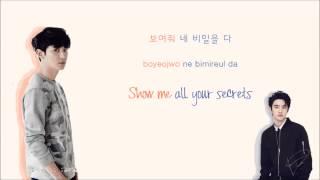 EXO-K - Playboy (Korean Version) (Color Coded Hangul/Rom/Eng Lyrics) width=