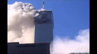 World Trade Center (original sound) Censured [people jumping]