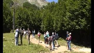 Escursione monte Cervati  prima parte