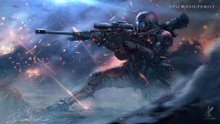 Badass Gun Drums: WEAPONIZED | by Celldweller (Position Music)
